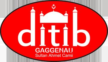 DITIB Gaggenau Sultan Ahmet Camii Logo